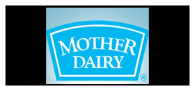 Amul Mother Dairy logo
