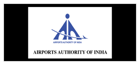 Airport Authoriy of india  logo